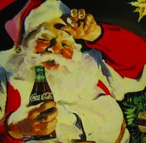 veel cola drinken